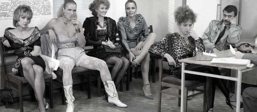Проституция в Советском Союзе - история платного секса