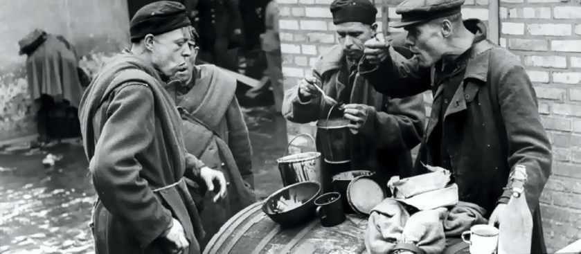 Спекуляция во время войны - история незаконной торговли