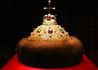Фото: венец Петра Великого — интересные факты