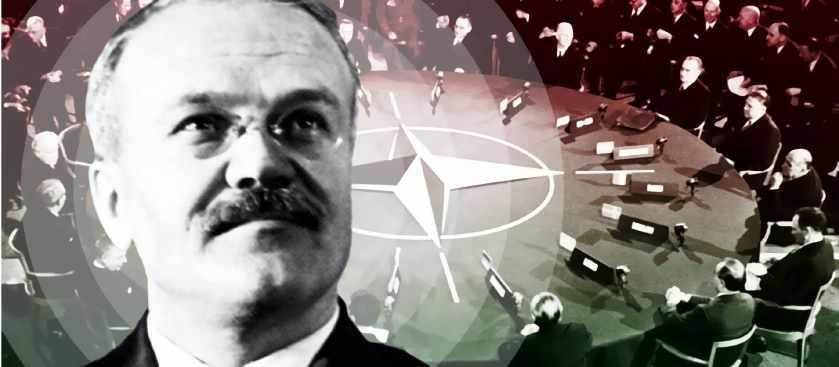 Почему СССР не приняли в НАТО?
