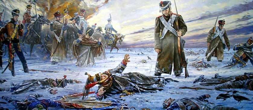 Сыпной тиф в армии Наполеона во время Отечественной войны