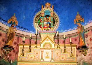 Фото: клад церкви Ренн-ле-Шато — интересные факты