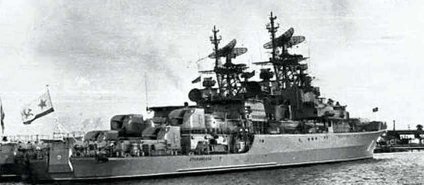 Валерий Саблин: Капитан поднявший бунт на БПК Сторожевой в 1975 году