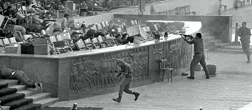 Анвар Садат - почему был убит египетский президент