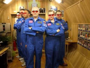 Фото: итоги Марс-500 — участник, интересные факты