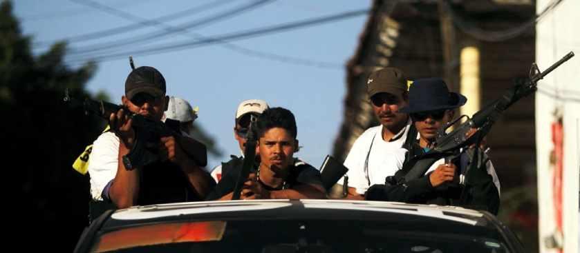 Наркокартели Мексики: Кровавая война на уничтожение