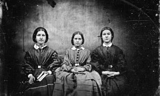 Фото: сёстры Бронте — интересные факты