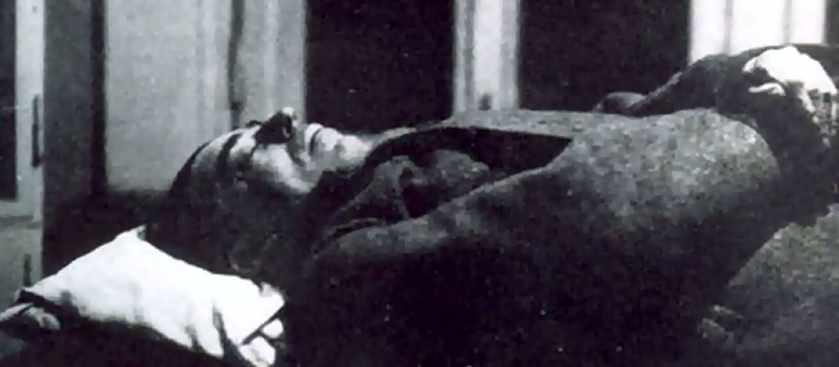 Труп Сиднея Рейли в Лубянской тюрьме