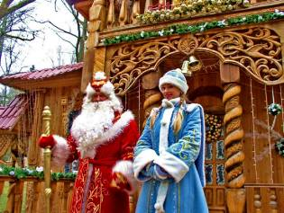 Фото: Дед Мороз и Великий Устюг — интересные факты