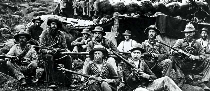 Англо-бурские войны - повод и итоги в африканских колониях