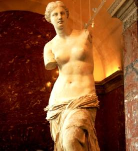 Фото: Венера Милосская — интересные факты