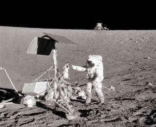 Фото: Аполлон-12 — интересные факты