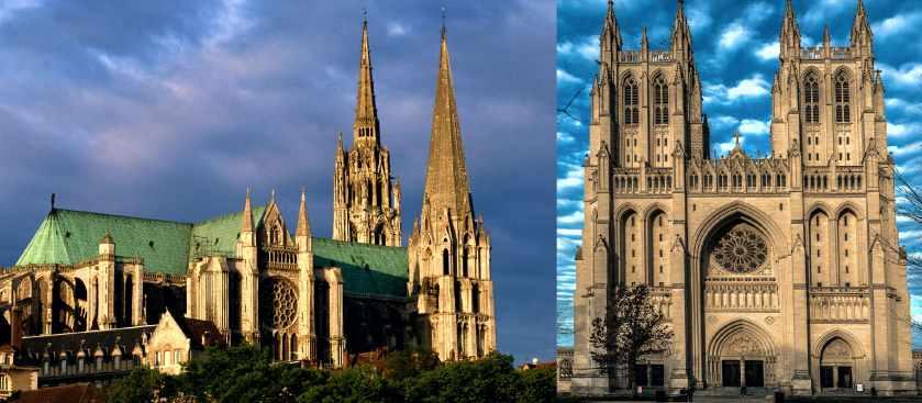Готический стиль в архитектуре средневековья - особенности кратко