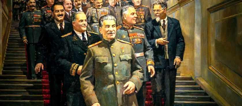 Почему после смерти Сталина исчез СССР?