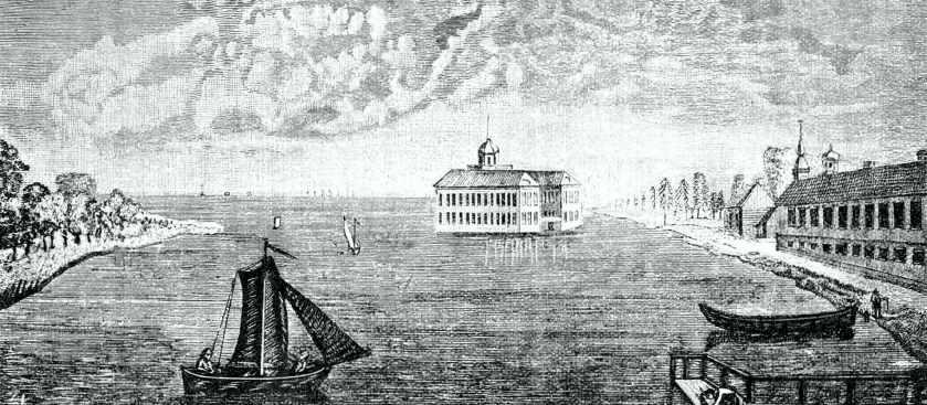 Подзорный дворец Петра Великого
