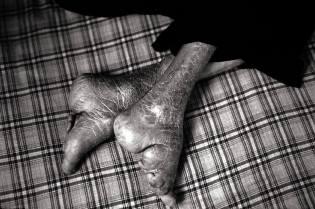 Фото: бинтование ног — интересные факты