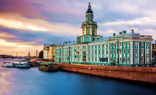 Фото: Кунсткамера в Санкт-Петербурге, интересные факты