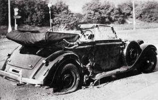 Фото: убийство Рейнхарда Гейдриха — интересные факты