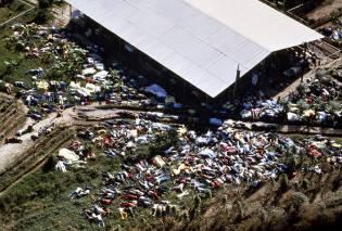 Фото: массовое самоубийство в Джонстауне, интересные факты