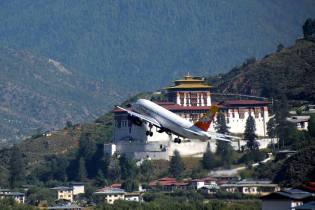 Фото: самые опасные аэропорты мира