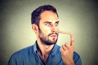 Фото: зачем люди врут? — интересные факты
