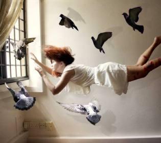 Фото: как люди летают — интересные факты