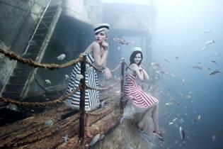 Фото: туристы, исчезнувшие в океане — интересные факты