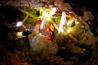 Фото: Пещера кристаллов — интересные факты