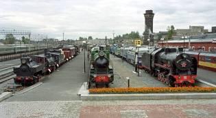 Фото: Музей железнодорожной техники, интересные факты
