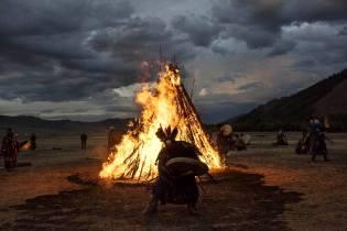 Фото: обряды сибирских шаманов — интересные факты