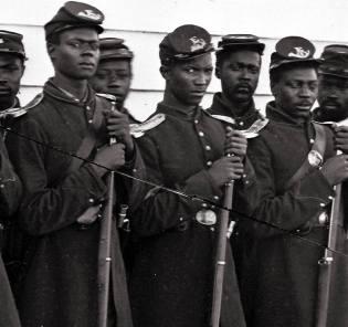 Фото: негры в Гражданской войне — интересные факты