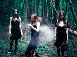 Фото: Самлсберийские ведьмы — интересные факты