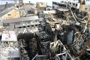 Фото: техногенные катастрофы — интересные факты