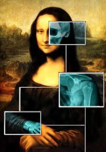 Фото: рентгеновская экспертиза картин, интересные факты