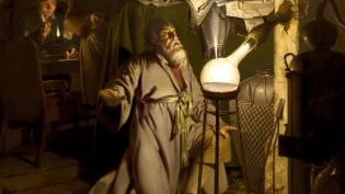 Фото: золото алхимиков — интересные факты