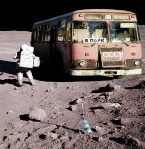Фото: Аполлон-11 — авария на Луне, интересные факты