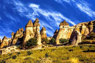 Фото: Каппадокия — интересные факты