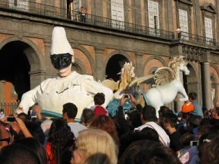 Фото: фестиваль Пьедигротта — интересные факты