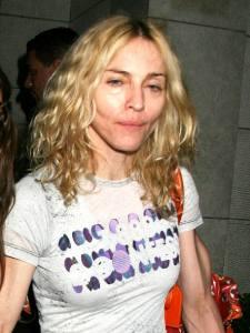 Фото: Мадонна без макияжа — интересные факты