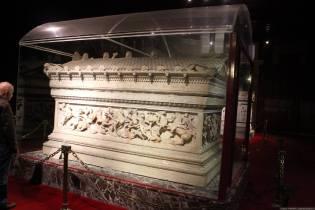 Фото: гробница Александра Македонского, интересные факты