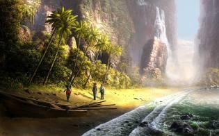 Фото: остров Энваитенет — интересные факты