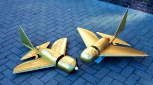 Фото: самолёты древних цивилизаций — интересные факты