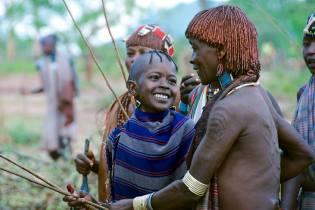 Фото: племя кау-ньяро — интересные факты