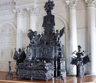 Фото: гробница Александра Невского, интересные факты