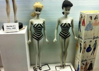 Фото: кукла Барби — интересные факты