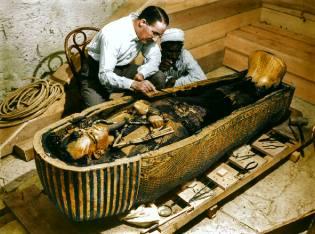 Фото: проклятие фараона — интересные факты