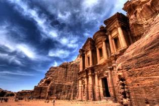 Фото: город Петра в Иордании — интересны факты