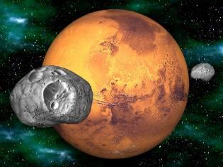 Фото: Фобос спутник Марса — интересные факты