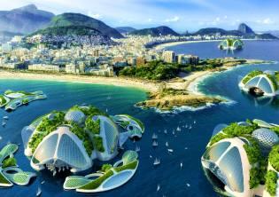Фото: города на воде — интересные факты