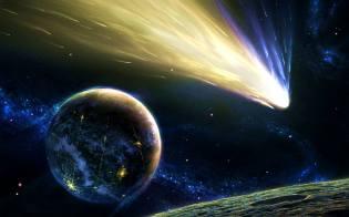 Фото: комета Галлея — интересные факты